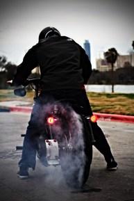 Burnout rear