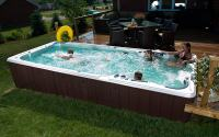 Swim Spa Installation Ideas