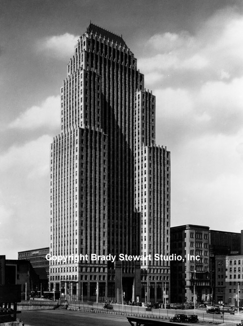 Pittsburgh Architecture and Skyline - Buildings that are Gone (2/6)