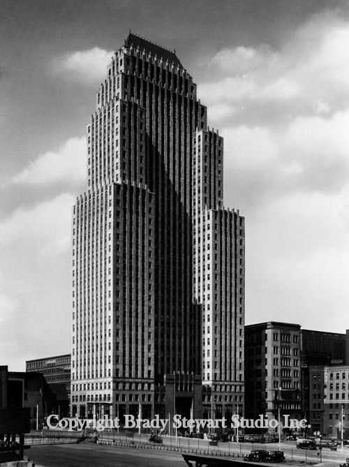 Pittsburgh History:  Evolution of The Point and Skyline 1921-1947 Vol. 2 (2/4)