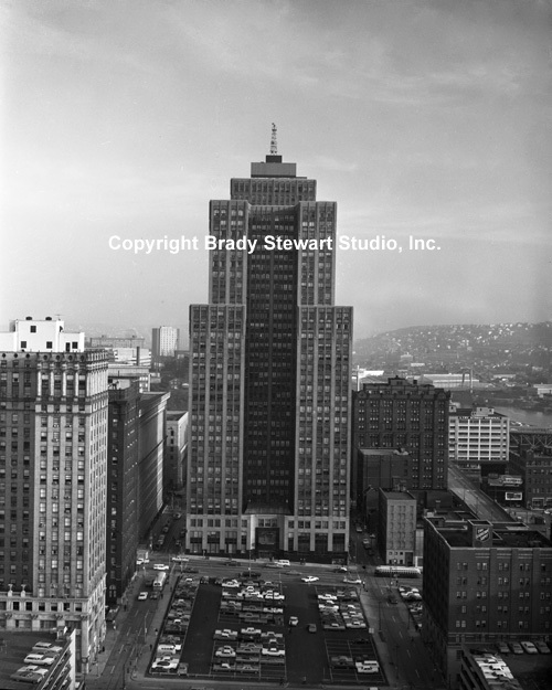Pittsburgh History:  Evolution of The Point and Skyline 1921-1947 Vol. 2 (3/4)