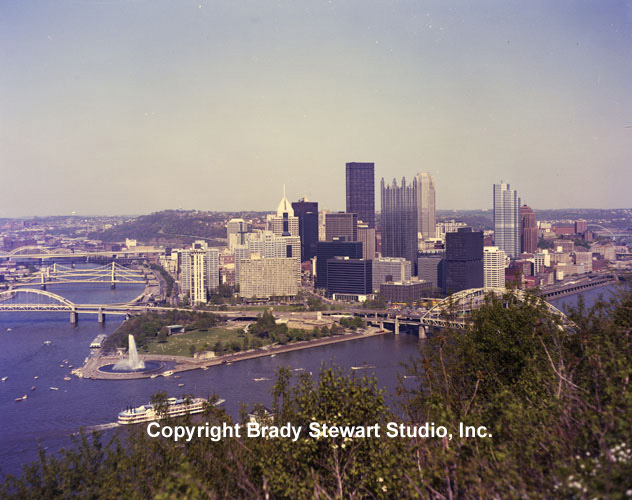 Pittsburgh History: Evolution of The Point and Skyline 1948-1990 Vol. 3 (6/6)