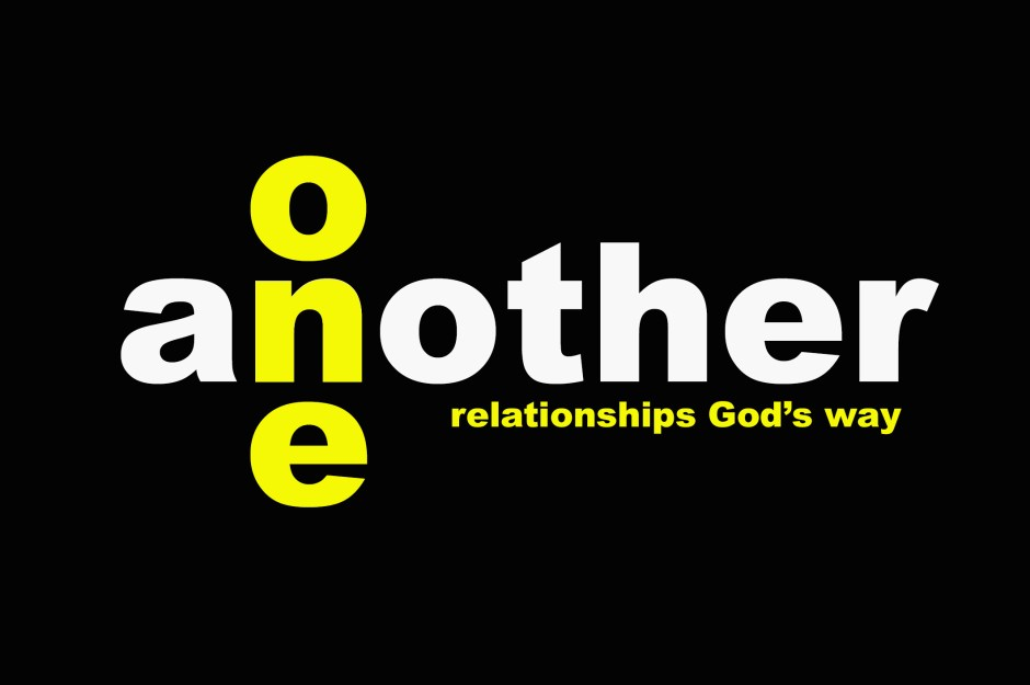 One Another - The Call to Reconciliation - Part 2