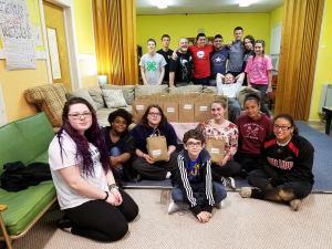 Calvary Baptist Youth Group