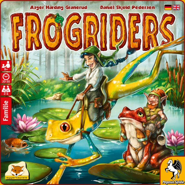 frog-riders