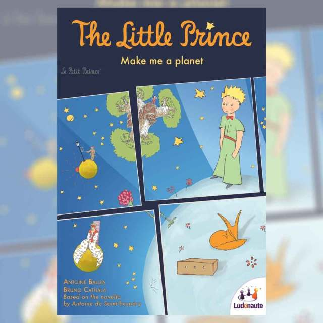 The Little Prince: Maek Me a Planet