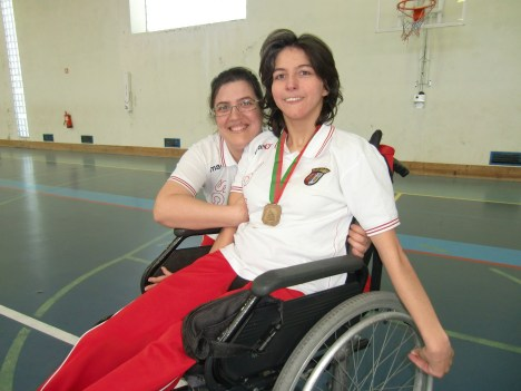 Eunice Raimundo 3º lugar Regional Norte