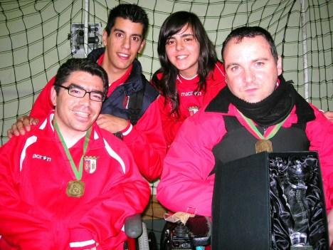 SC Braga Campeão Regional Norte
