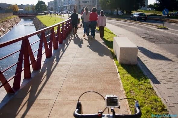 Participe neste estudo sobre a Via Pedonal Ciclável de Braga!