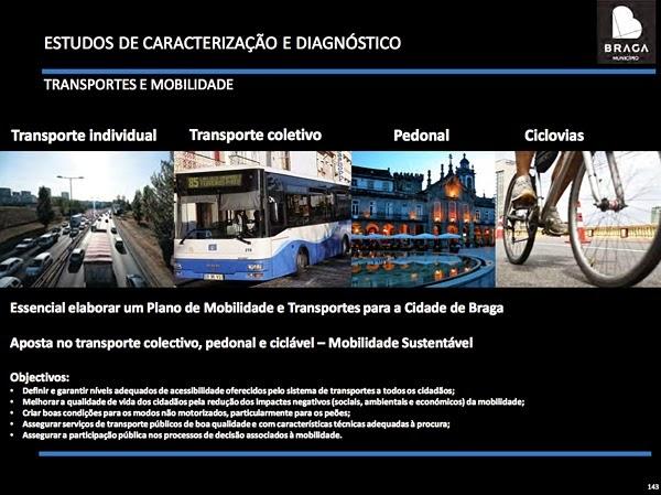 Revisão do PDM de Braga – algumas notas de interesse