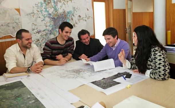 Ciclistas discutem Rede Ciclável com Câmara Municipal de Braga