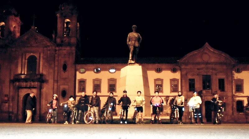 Massa Crítica volta a pedalar em Braga! (fotos)