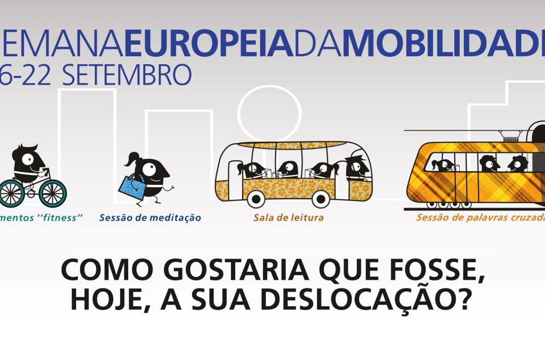 Braga participa este mês na 14ª Semana Europeia da Mobilidade