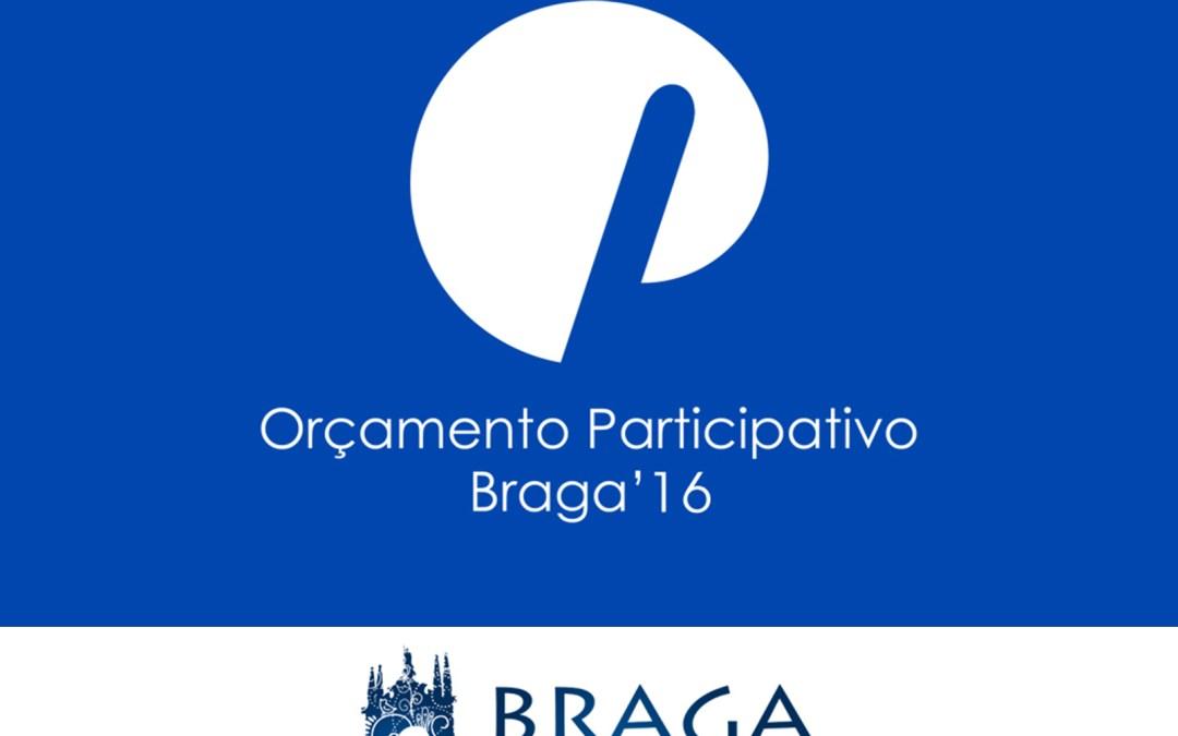 Orçamento Participativo de Braga 2016 – Conheça e vote nas propostas que têm a ver com a bicicleta e os ciclistas