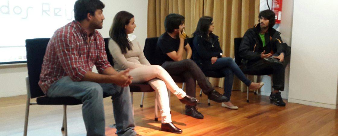 Debate com equipa da Associação Braga Ciclável