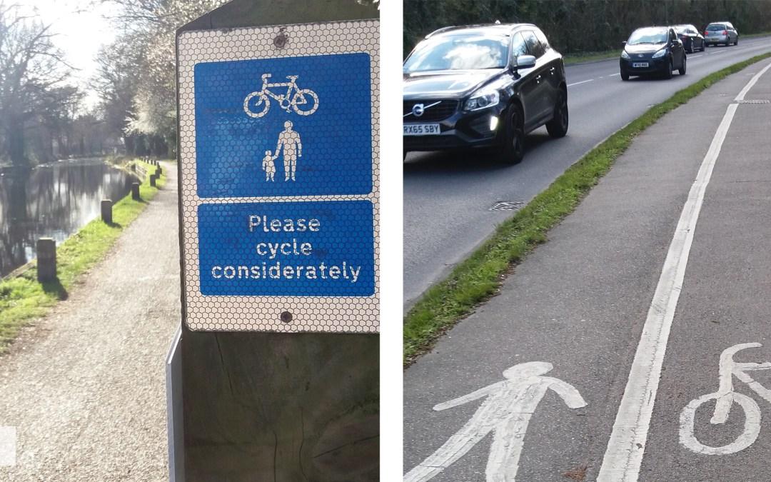 As bicicletas que nos levam de um lado para o outro