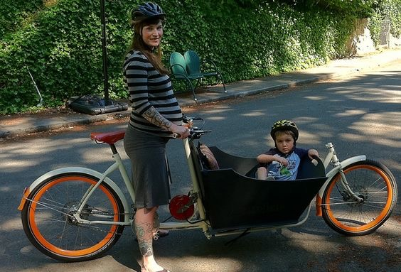 Bicicleta e Gravidez