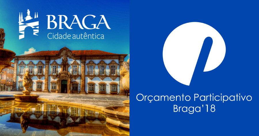 Orçamento Participativo de Braga 2018