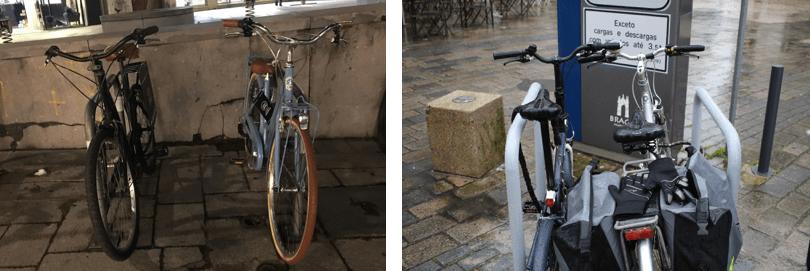 Carta Aberta ao Presidente Ricardo Rio e ao Vereador João Rodrigues sobre os problemas com os novos bicicletários