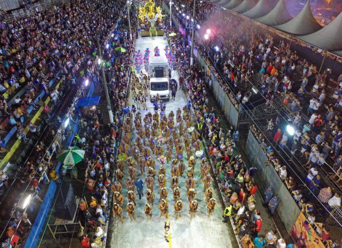 Carnaval 2019 de Bragança: ensaios técnicos