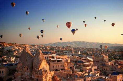 Antaris Travel leva grupo de viagem com 40 pessoas para Turquia
