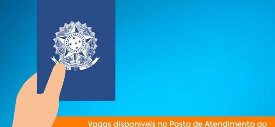 PAT de Bragança Paulista oferece mais de 200 vagas de emprego
