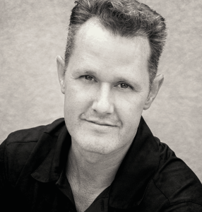 A photo of Brent Nelsen of Barbers of the Lowcountry