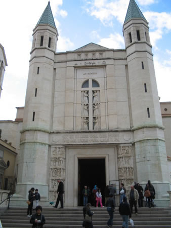 La Basilica di Santa Rita da Cascia