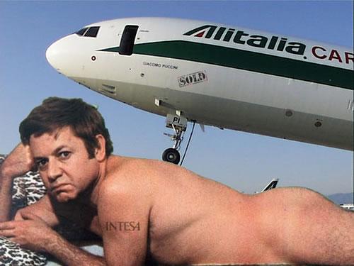 Il commissario di Alitalia Fantozzi