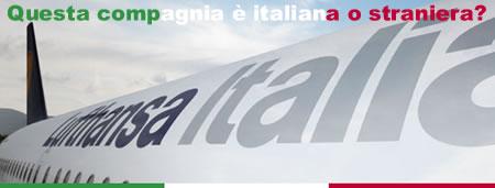 Compagnia aerea italiana