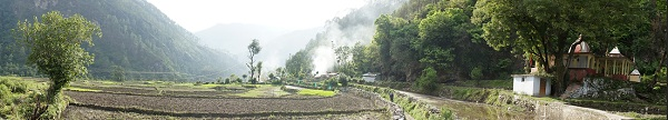 Paysage et lieu exceptionnel, Inde, photo Infinite Love