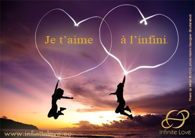 Carte postale, Je t'aime à L'infini, 2012