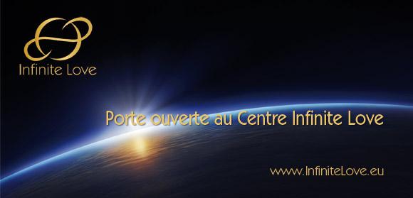 Journées portes ouvertes au centre Infinite Love
