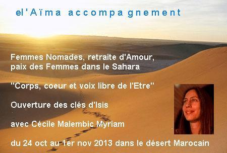 El Aïma accompagnement