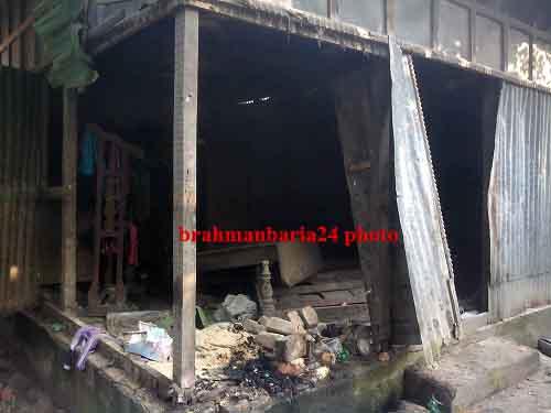 Brahmanbaria sarail clash pic