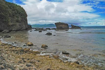 Mini Biri rock formations