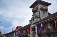 "The city hall has mistakenly been labelled as ""Spanish-colonial era,"" probably because of the heavy Hispanic influences in Zamboanga. It was built in 1905, during the early days of American colonization. It became the capitol for the Moro Province in the early days of ""pacification"" efforts. Then in 1914, it has become the seat of power of the Department of Mindanao and Sulu -- making Zamboanga as the capital of the entire southern island. By the time Quezon went into power, Zamboanga was elevated into a city and the capitol became the city hall as we know it now."