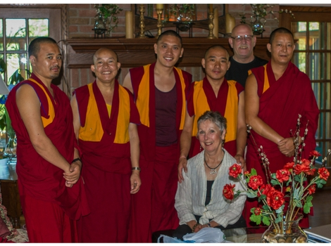 An Unexpected Experience with Tibetan Monks