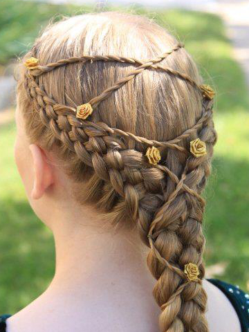 Braider Deb  Braids for All Occasions