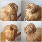lace braids esra