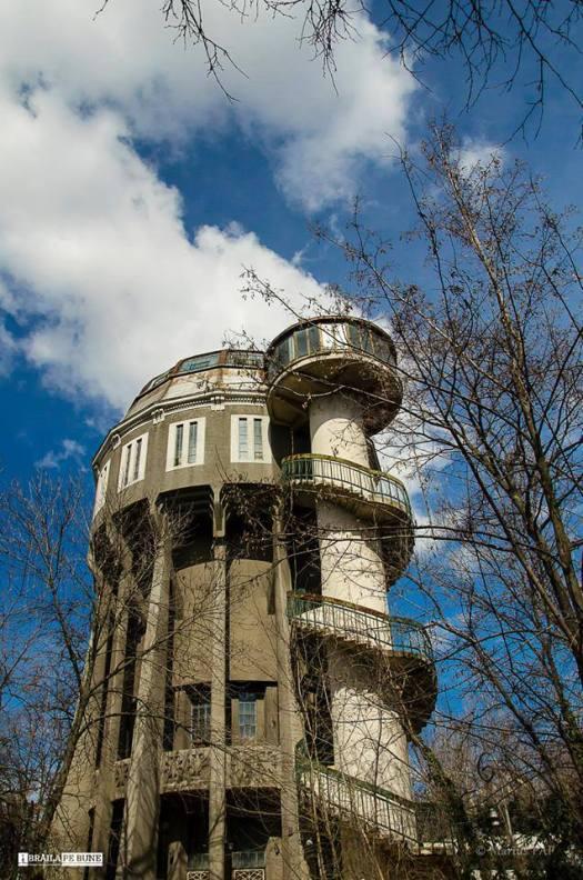 Castelul de apa - Autor Marius Papp