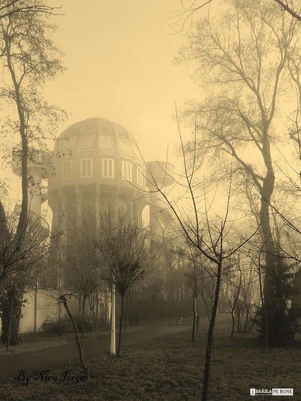 Castelul de apa - Autor Nicu Iorga