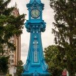 Ceasul din centrul Brailei