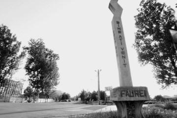 Numele orasului Faurei vine de la Faur