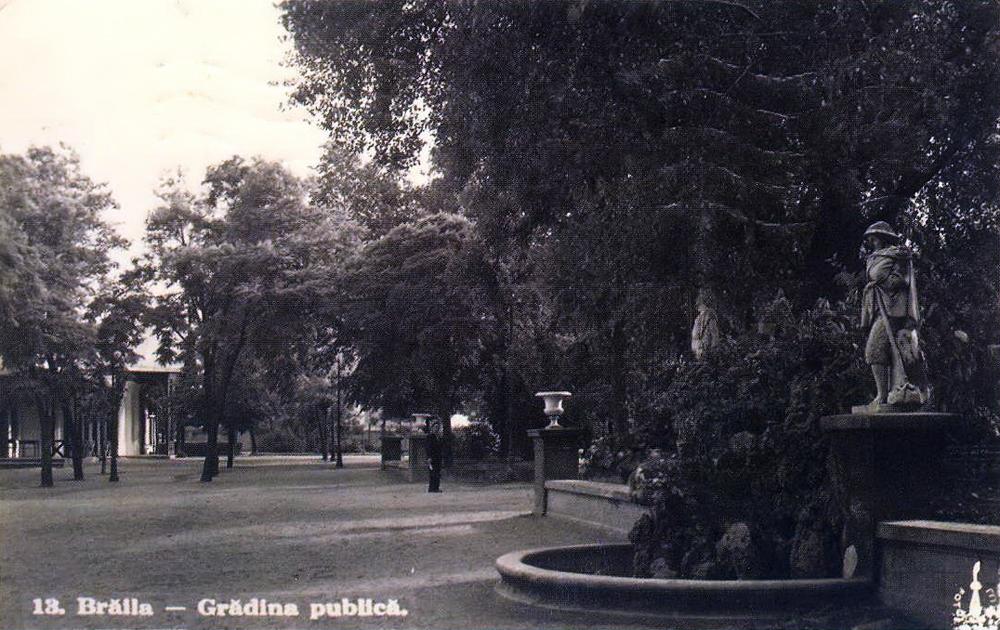Parc Gradina Publica (Gradina Mare) Braila