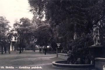 Parc Gradina Publica Gradina Mare Braila