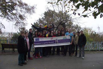Proiectul Crestem in spiritul Dunarii - Braila