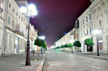 Bulevardul Mihai Eminescu din Braila