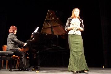 Concert de Canto Clasic la teatrul Maria Filotti Braila