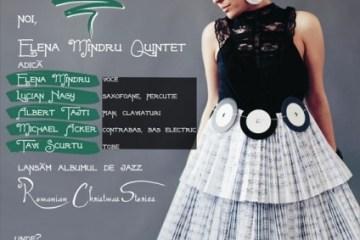 Concert de jazz sustinut de Elena Mandru la Braila